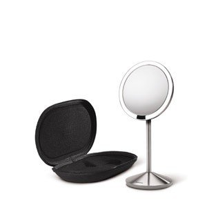 Lustro kosmetyczne sensorowe mini Simplehuman
