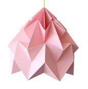 Lampa Moth XL różowa - małe zdjęcie
