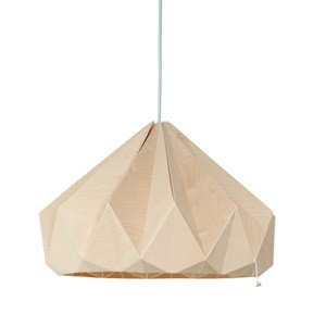 Lampa Chestnut Birch Wood