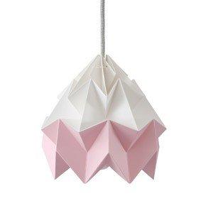 Lampa Moth dwukolorowa