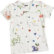 T-shirt Snurk Flower Fields