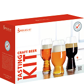 Szklanki do piwa Craft Beer Tasting Set 3 szt.