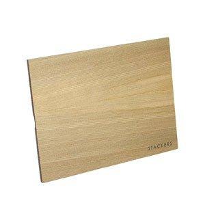 Pokrywka drewniana do pudełek na biżuterię classic Stackers