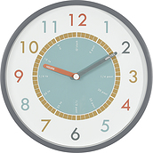Zegar ścienny Tell The Time 25 cm
