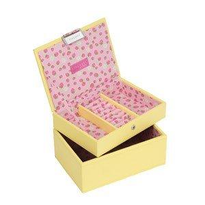 Pudełko na biżuterię dla dzieci podwójne mini Junior Stackers