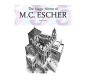 Książka The Magic Mirror of M.C. Escher