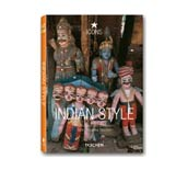 Książka Indian Style