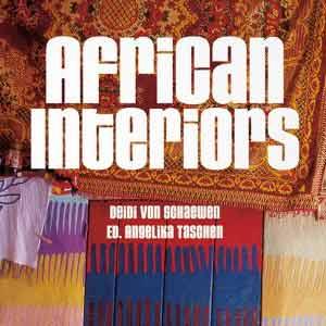 Książka African Interiors