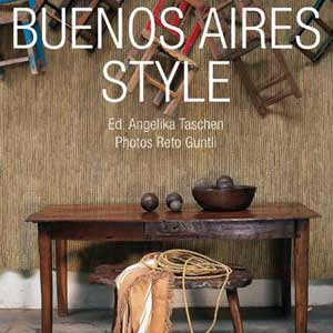 Książka Buenos Aires Style
