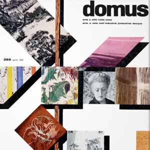 Książka Domus Vol. III 1950-54: Architecture of the Avant-garde
