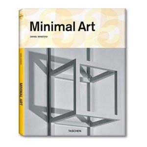 Książka Minimal Art