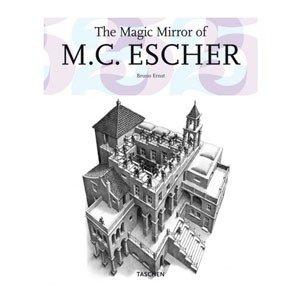 Książka The Magic Mirror of M.C. Escher