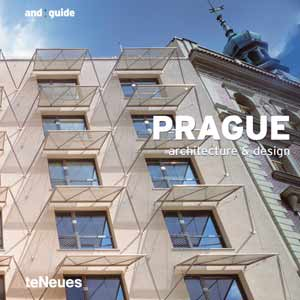 Książka and:guide Prague