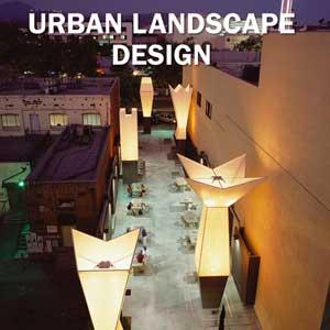 Książka Urban Landscape Design