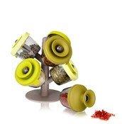 Pojemniki na przyprawy PopSome Herbs & Spices 6 szt. - zdjęcie 1