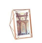 Ramka na zdjęcia Prisma na zdjęcia 13 x 18 cm miedź - małe zdjęcie