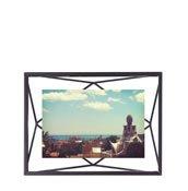 Ramka na zdjęcia Prisma na zdjęcia 10 x 15 cm czarna - małe zdjęcie
