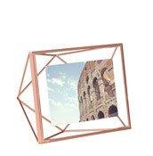 Ramka na zdjęcia Prisma na zdjęcia 10 x 15 cm miedź - małe zdjęcie