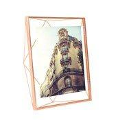 Ramka na zdjęcia Prisma na zdjęcia 20 x 25 cm miedź - małe zdjęcie