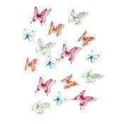 Dekoracja ścienna Chrysalis kolorowa - małe zdjęcie