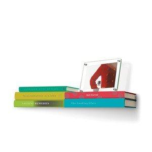 Półka na książki Conceal podwójna
