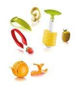 Narzędzia do owoców Fruit Set Colored - zdjęcie 1