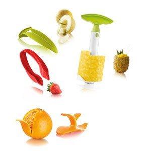 Narzędzia do owoców Fruit Set 4 szt.