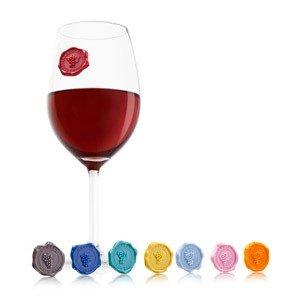 Oznaczenia kieliszków i szklanek Vacu Vin Classic