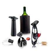 Zestaw akcesoriów do wina Experienced - zdjęcie 1