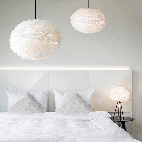 Lampa Eos biała