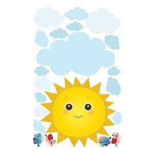 Dekoracja ścienna Słoneczna Pogoda