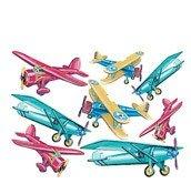 Dekoracja ścienna wielkoformatowa Big Murals Vintage Airplanes - zdjęcie 1