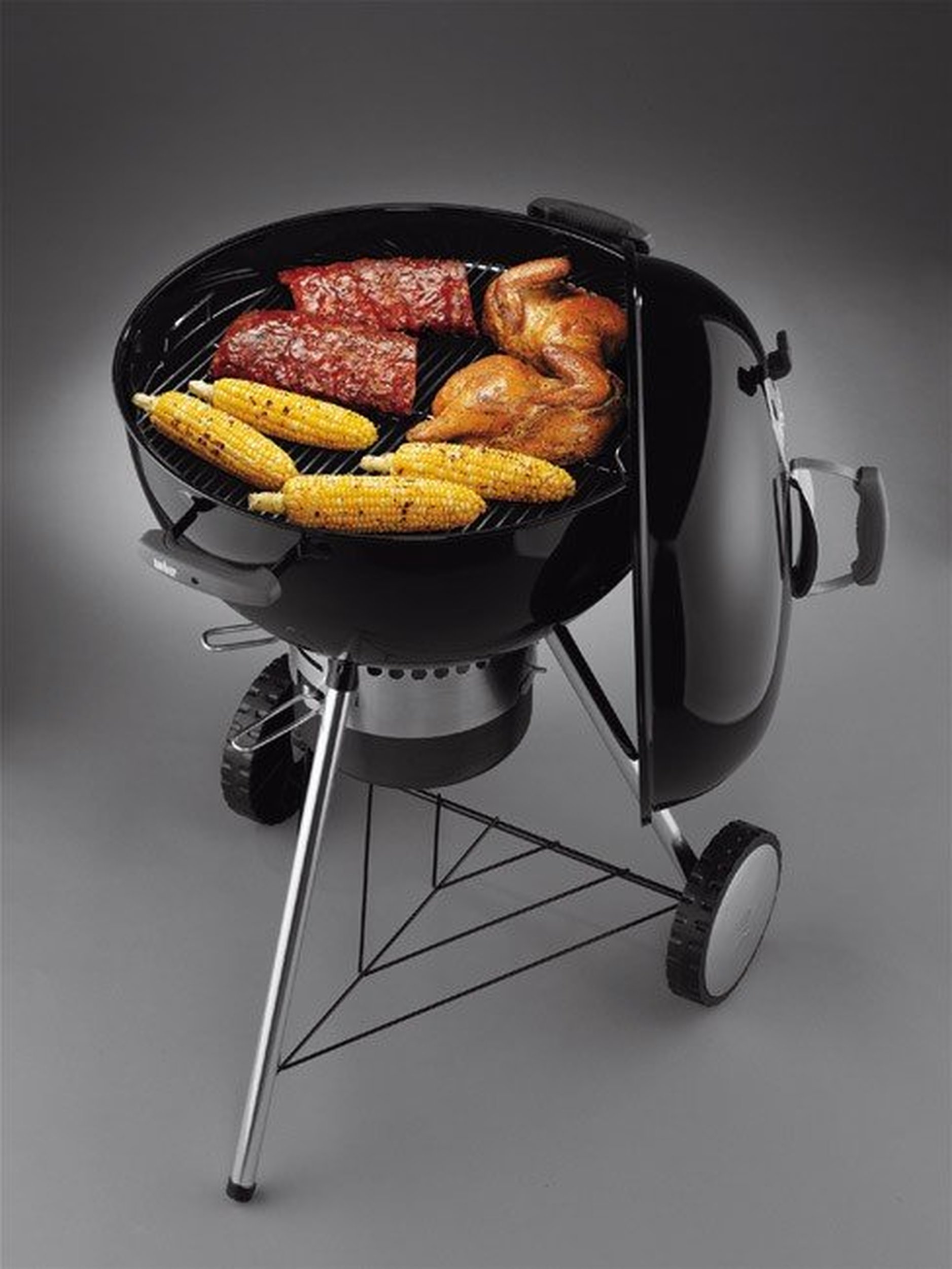 grill w glowy one touch premium 57 cm weber. Black Bedroom Furniture Sets. Home Design Ideas