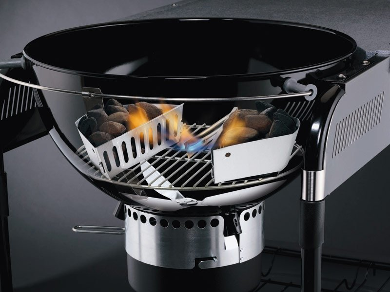 grill w glowy performer touch 39 n 39 go weber. Black Bedroom Furniture Sets. Home Design Ideas