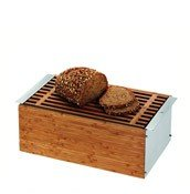 Pojemnik na pieczywo Gourmet z deską prostokątny