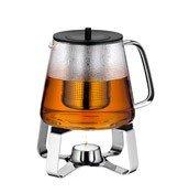 Zaparzacz do herbaty z podgrzewaczem Tea Time - małe zdjęcie