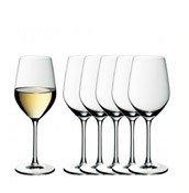 Kieliszek do białego wina easy Plus 6 szt.