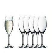 Kieliszek do szampana easy Plus 6 szt.