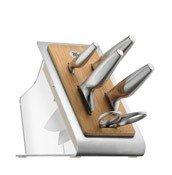 Noże Chef's Edition w bloku na noże 6 el.