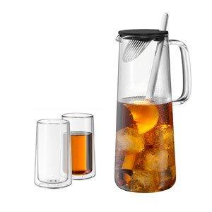 Dzbanek do herbaty mrożonej ze szklankami Ice Tea Time