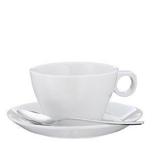 Filiżanka do cappuccino z łyżeczką Barista