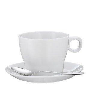 Filiżanka do kawy latte z łyżeczką Barista