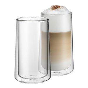 Szklanka o podwójnych ściankach do Latte macchiato Coffee Time 2 szt.
