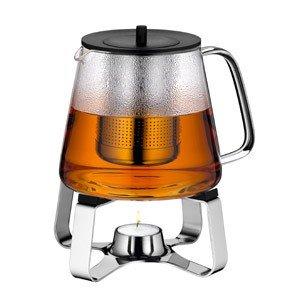Zaparzacz do herbaty z podgrzewaczem Tea Time