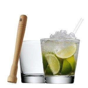Zestaw do drinków z tłuczkiem barmańskim Clever & More