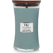 Świeca Core WoodWick Blue Java Banana
