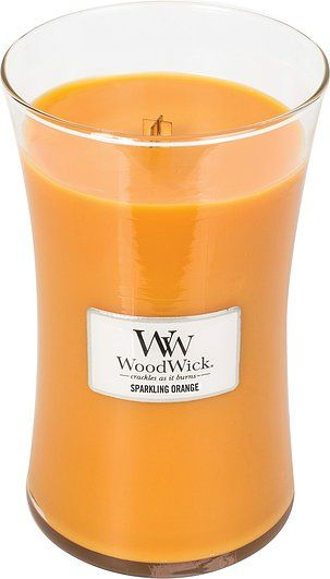 Świeca Core WoodWick Windowsill Sparkling Orange duża