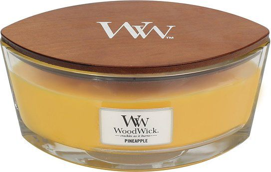 Świeca Hearthwick Flame WoodWick Pineapple