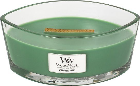 Świeca Hearthwick Flame WoodWick Windowsill Herbs