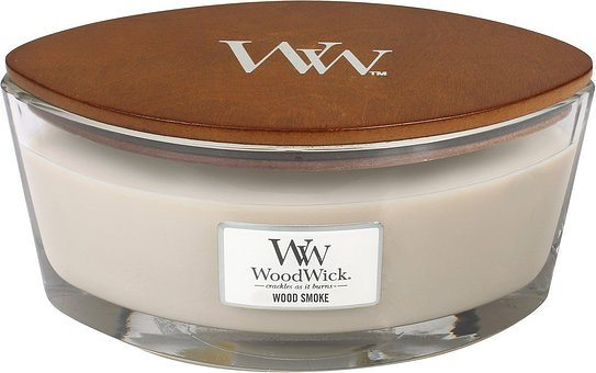 Świeca Hearthwick Flame WoodWick Wood Smoke